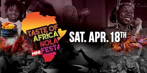 Taste Of Africa Nola Mini Fest