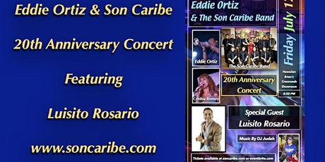 Son Caribe 20th Anniversary Concert tickets