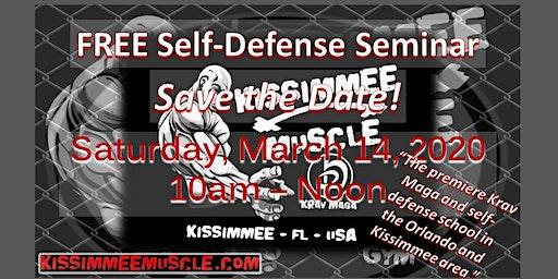 FREE Self-Defense Seminar
