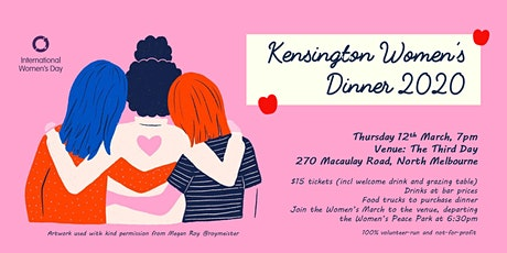 Kensington Women's Dinner 2020 tickets