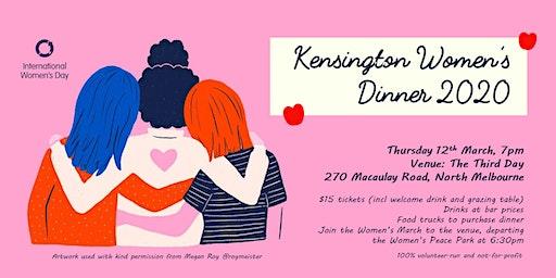 Kensington Women's Dinner 2020