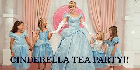 Cinderella Tea Party (Afternoon Tea) tickets