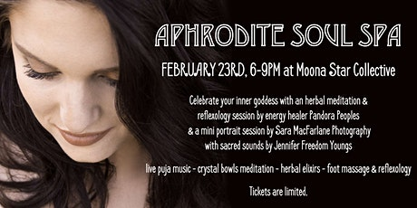 Aphrodite Soul Spa & Beauty Bar tickets