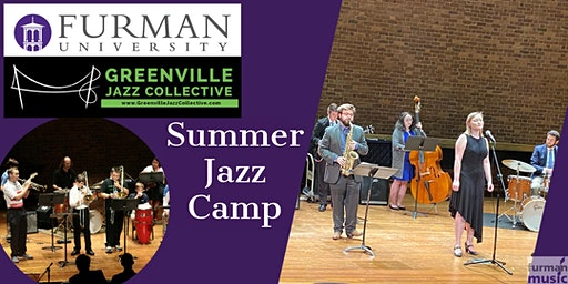 Furman Summer Jazz Camp 2020