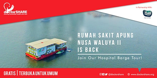 Hospital Barge Tour: RSA Nusa Waluya II
