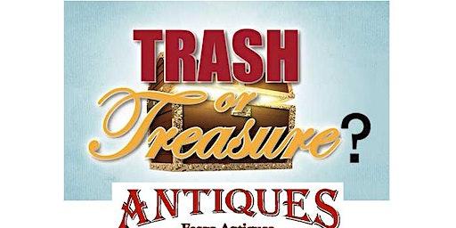 Trash Or Treasure? Fargo Antiques & Repurposed Market Appraisal Event