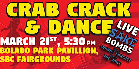 Hollister Exchange Club Crab Crack & Dance tickets
