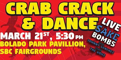 Hollister Exchange Club Crab Crack & Dance