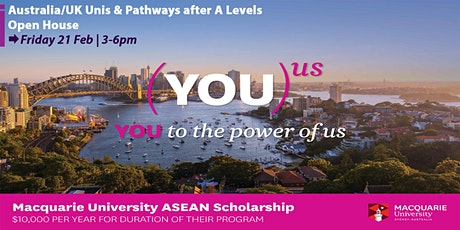Meet Macquarie Uni in Singapore tickets