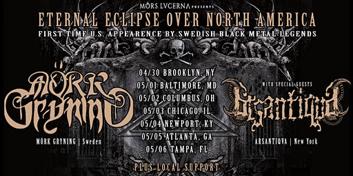 ETERNAL ECLIPSE OVER NORTH AMERICA