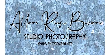 POSTPONED: Private Studio Photoshoot tickets
