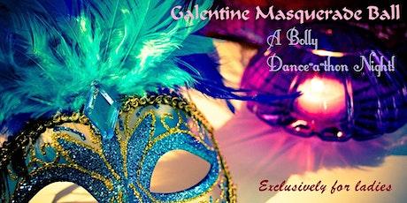 Galentine Masquerade Ball: A Bollywood Dance Night! tickets