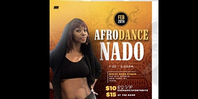 Afrodance with Nado(Coupé Décalé)