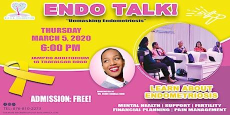 Endo Talk! - Unveiling Endometriosis  tickets