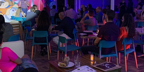 Grails Wynwood Comedy Night tickets