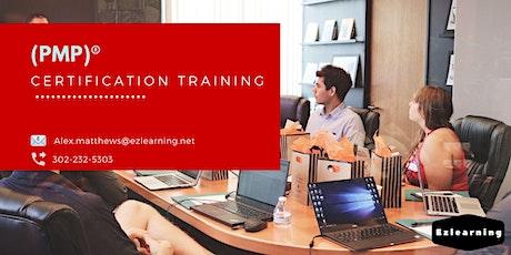 PMP Certification Training in Cap-de-la-Madeleine, PE billets