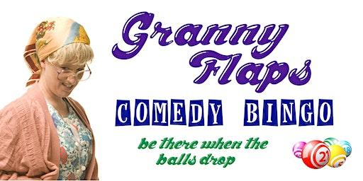 Granny Flaps Comedy Bingo PORT ADELAIDE