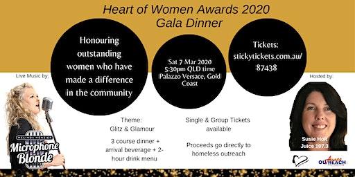 Heart of Women Awards 2020 - Gala Dinner