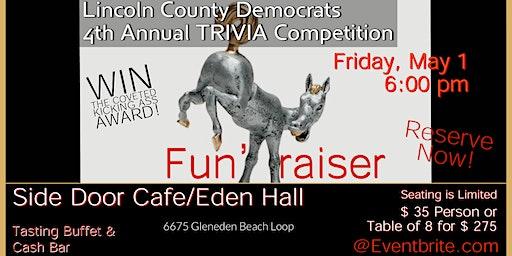 Lincoln County Democrats 4th Annual Trivia Competition