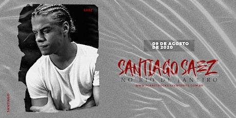 Santiago Saez no Rio de Janeiro ingressos