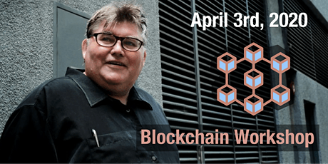 A full morning of Blockchain learning with Inventor Ric Richardson tickets