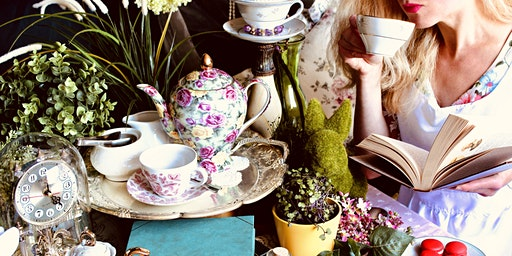 Mad Hatter's High Teas