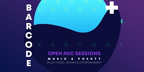Barcode Open Mic Sessions tickets