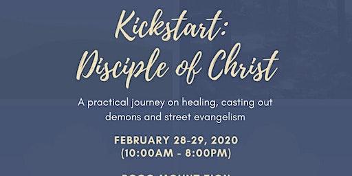 KickStart - Be a disciple of Christ