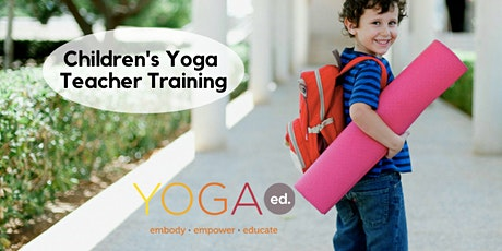 SOLD OUT -Children's Yoga Teacher TrainingYoga Ed. Professional Institute 1 tickets