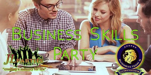 Business Skills Party