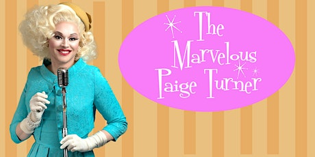 The Marvelous Paige Turner tickets