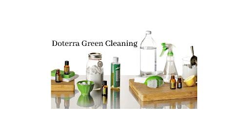 DōTERRA Green Cleaning