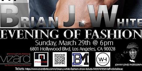 Brian J. White Fashion Show tickets