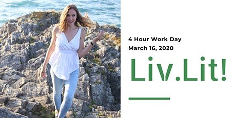 4 Hour Work Day (coaching workshop for entrepreneurs) tickets