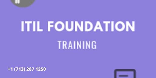 ITIL Foundation Classroom Training in Dhahran,Saudi Arabia