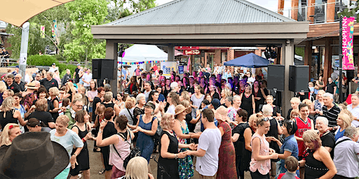 Eltham Jazz, Food & Wine Festival