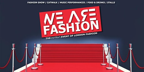 We Are Fashion tickets