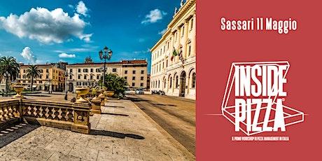 INSIDE PIZZA - Il primo workshop di pizza management in Italia - SASSARI tickets