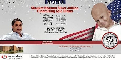 Fundraising Gala Dinner in Seattle tickets