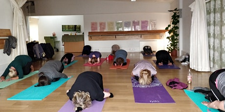 YOGA Course | 6 Weeks | TUESDAYS |7:00-8:00pm   tickets