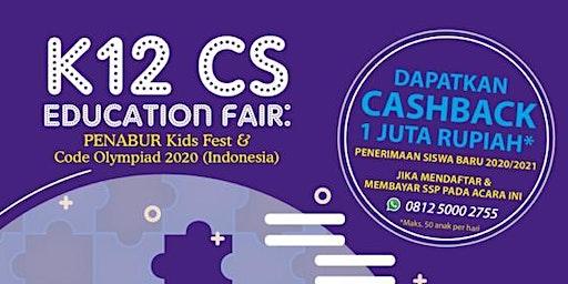 K12 CS Education Fair: PENABUR Kids Fest & Code Olympiad 2020