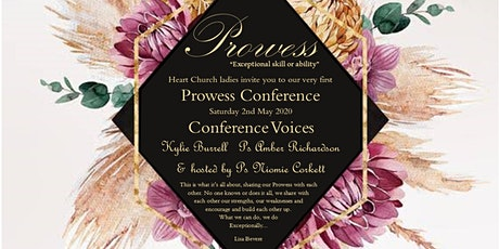 Prowess Conference 2020 tickets