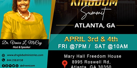 KINGDOM SUMMIT 2020 Atlanta, GA tickets