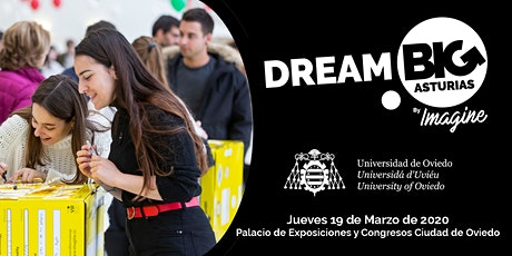 Profesores Facilitadores Dream BIG Asturias 2020 entradas