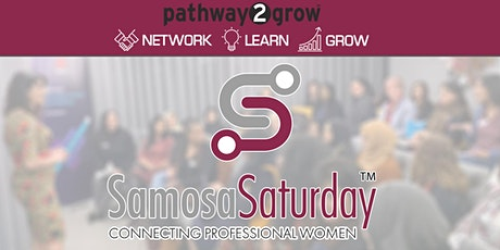 Leicester Samosa Saturday - Connecting Professional Women 18th April tickets