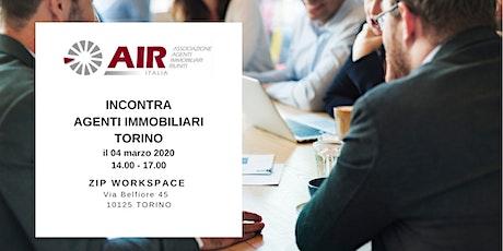 Air Italia si presenta e incontra gli Agenti Immobiliari - Torino biglietti