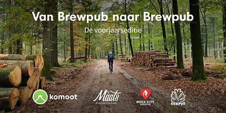 Maats x Komoot: Brewpub to Brewpub tickets