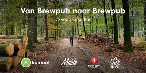 Maats x Komoot: Brewpub to Brewpub