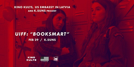 "US Independent Film Festival 2020 — ""Booksmart"""