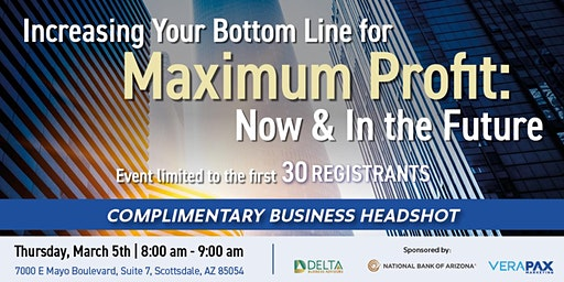 Increasing Your Bottom Line for Maximum Profit